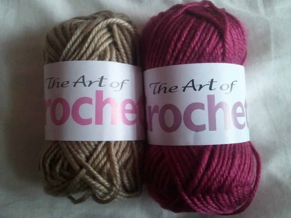 The Art of Crochet (2/3)