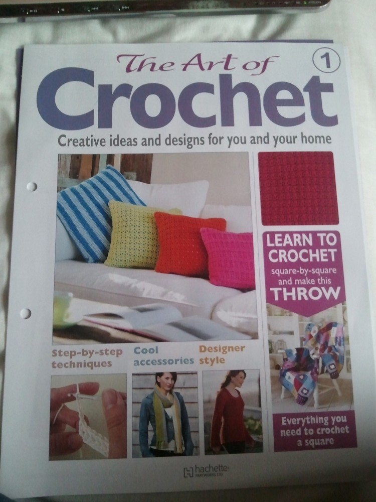 The Art of Crochet (1/3)