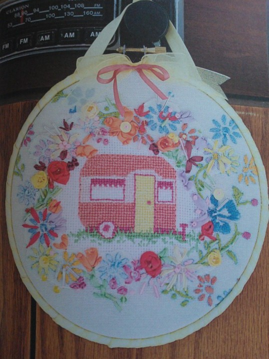 Cross-Stitch Picture