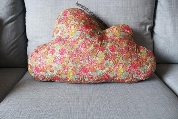 Liberty Cloud Cushion
