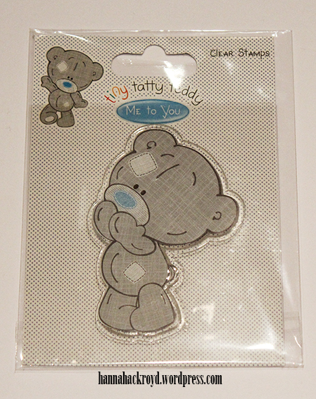 Tatty Teddy Stamp