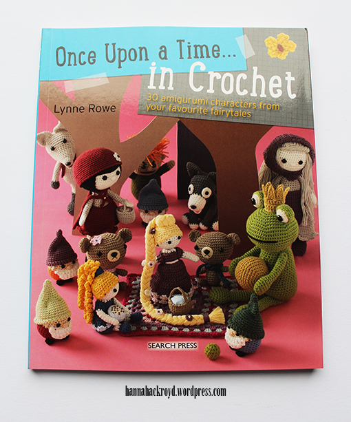 Once Upon A Time Words: Once Upon A Time In Crochet