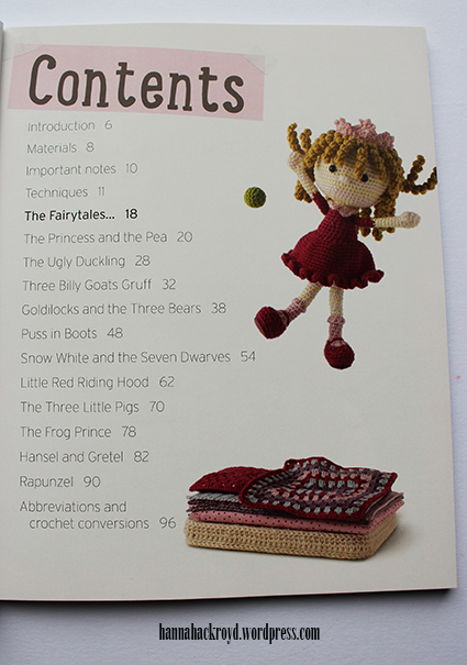 Once Upon A Time in Crochet (2/6)