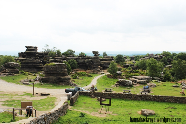 Blog Brimham Rocks